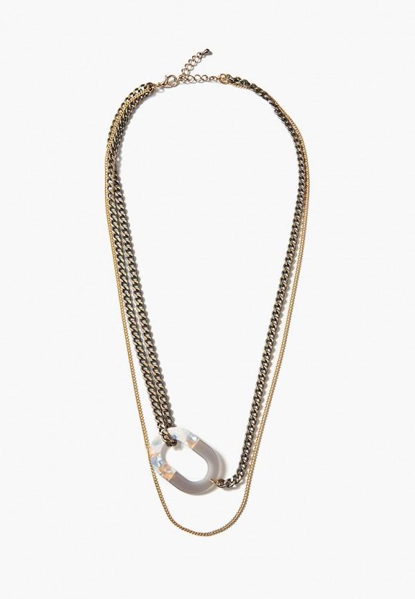 Колье Exclaim Exclaim MP002XW1HRSY exclaim серебряное колье цепочка с подвесками