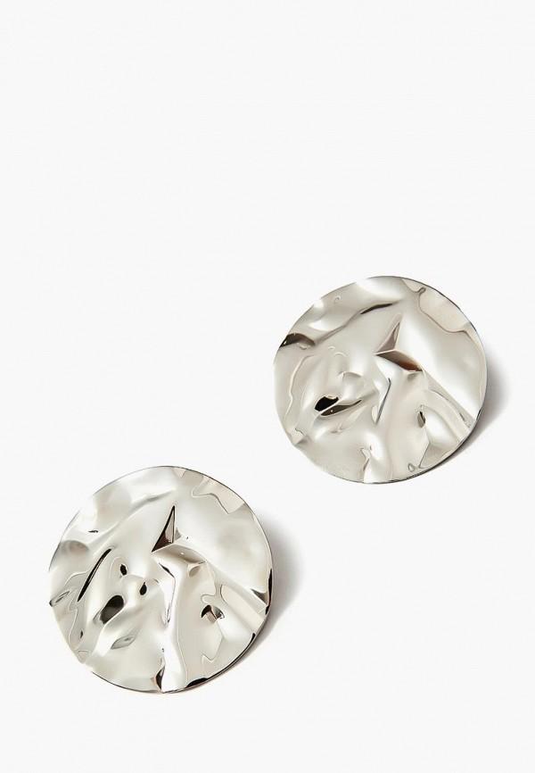 Серьги Exclaim Exclaim MP002XW1HRVC жен крупногабаритные серьги слезки серьги кольца секси крупногабаритные золотой серебряный круглый серьги назначение для