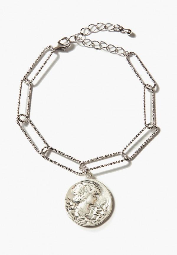 Браслет Exclaim Exclaim MP002XW1HRWZ браслеты exclaim незамкнутый браслет из витого серебра с цирконами