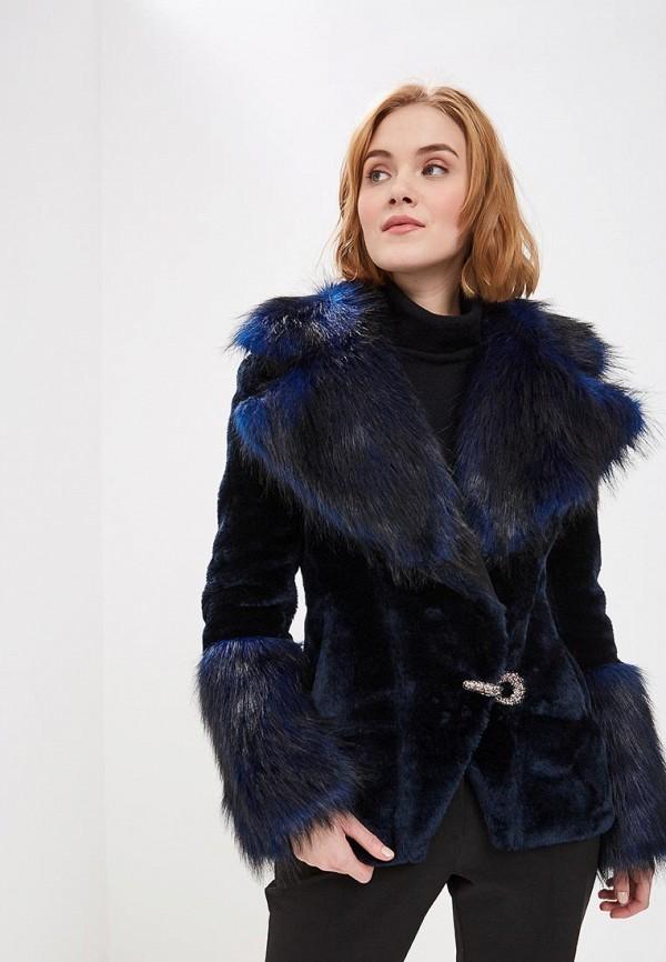 Купить Шуба Zima, mp002xw1hs8h, синий, Осень-зима 2018/2019
