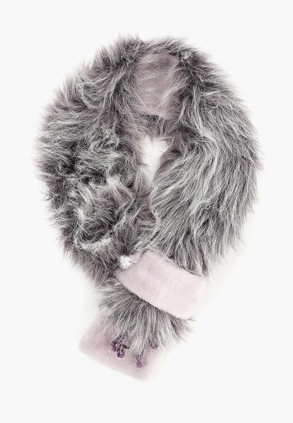Шарф Zima, mp002xw1hs9m, серый, Осень-зима 2018/2019  - купить со скидкой