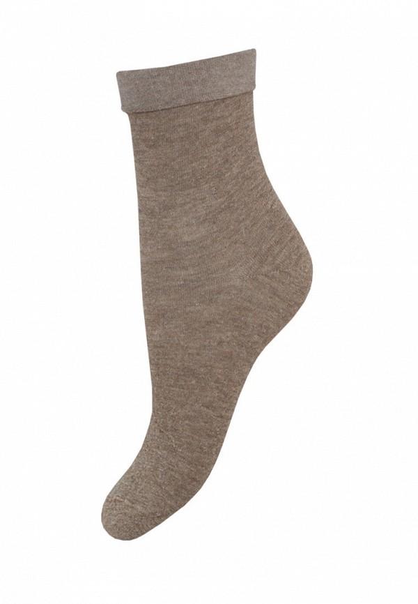 женские носки mademoiselle, бежевые