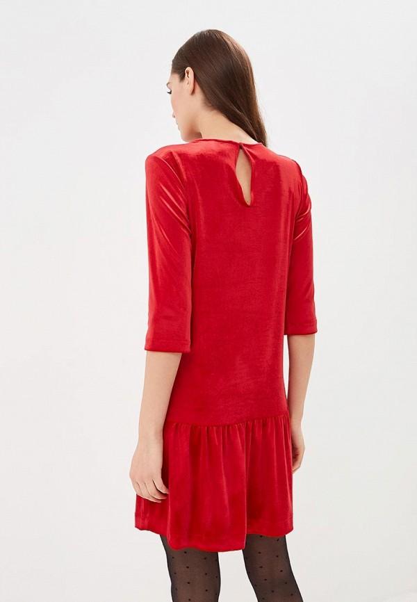 Фото 3 - Платье Froggi красного цвета