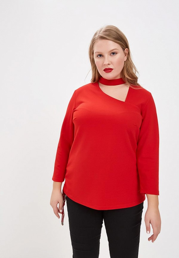 женская блузка svesta, красная