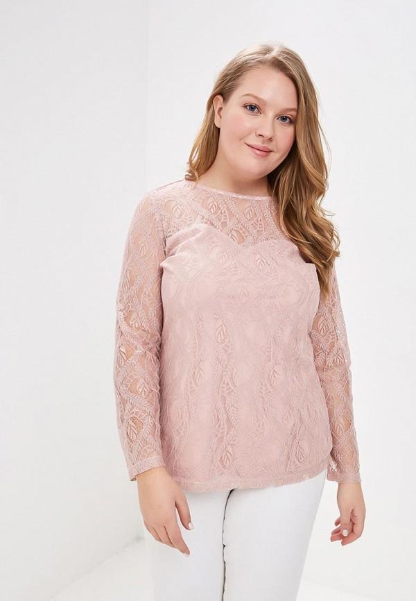 женская блузка svesta, розовая