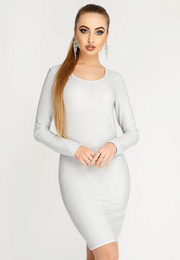 Купить Платье Leo Pride, mp002xw1hse8, серебряный, Осень-зима 2018/2019