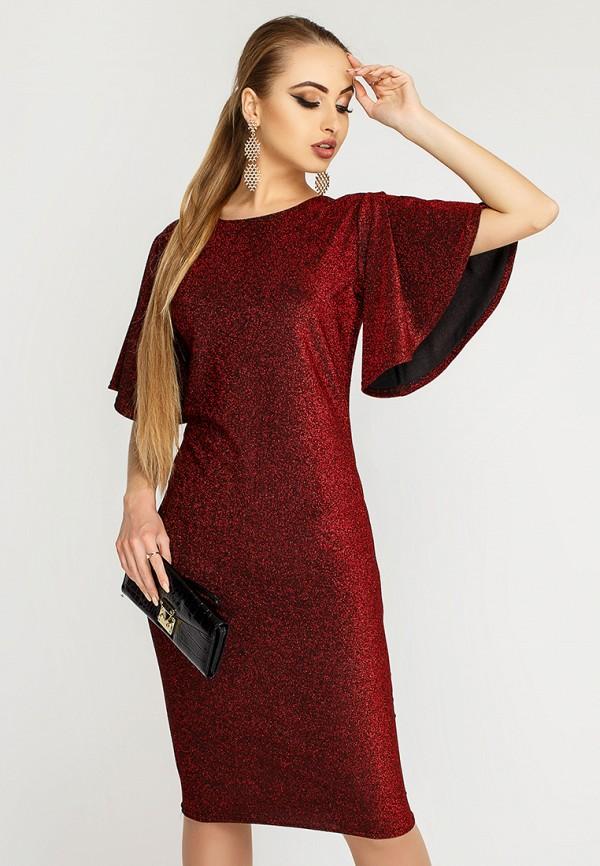 Купить Платье Leo Pride, mp002xw1hsei, бордовый, Осень-зима 2018/2019