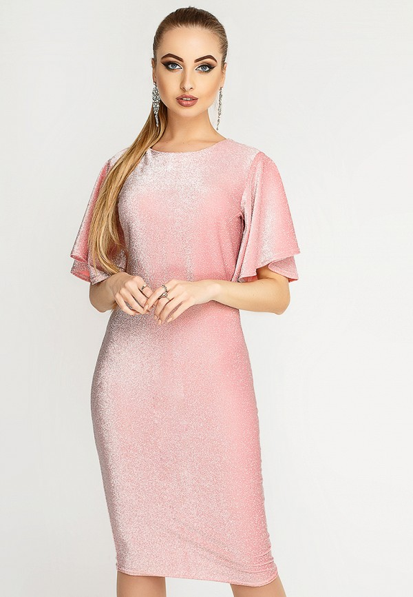 Купить Платье Leo Pride, mp002xw1hsel, розовый, Осень-зима 2018/2019