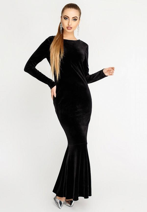 Платье Leo Pride, mp002xw1hsem, черный, Осень-зима 2018/2019  - купить со скидкой
