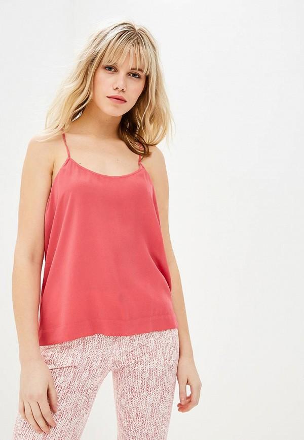 женский топ sack's, розовый