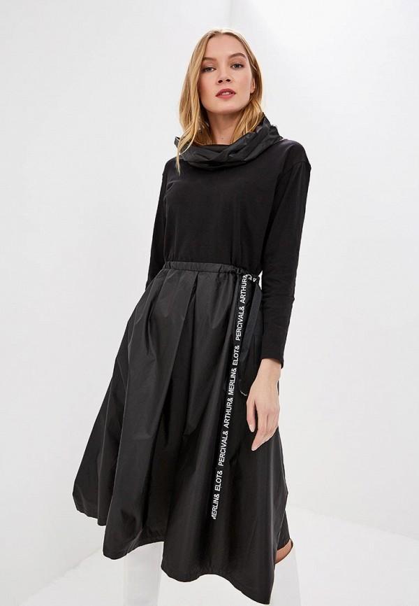 Платье ISYW I sew you wear ISYW I sew you wear MP002XW1HSJ5 cut and sew raglan sleeve heathered pullover