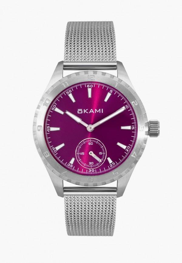 Часы Okami Okami MP002XW1HSLP часы okami okami mp002xm2430e