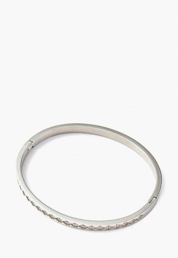 Браслет Exclaim Exclaim MP002XW1HSQ3 браслеты exclaim незамкнутый браслет из витого серебра с цирконами