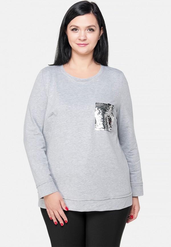 женский свитшот limonti
