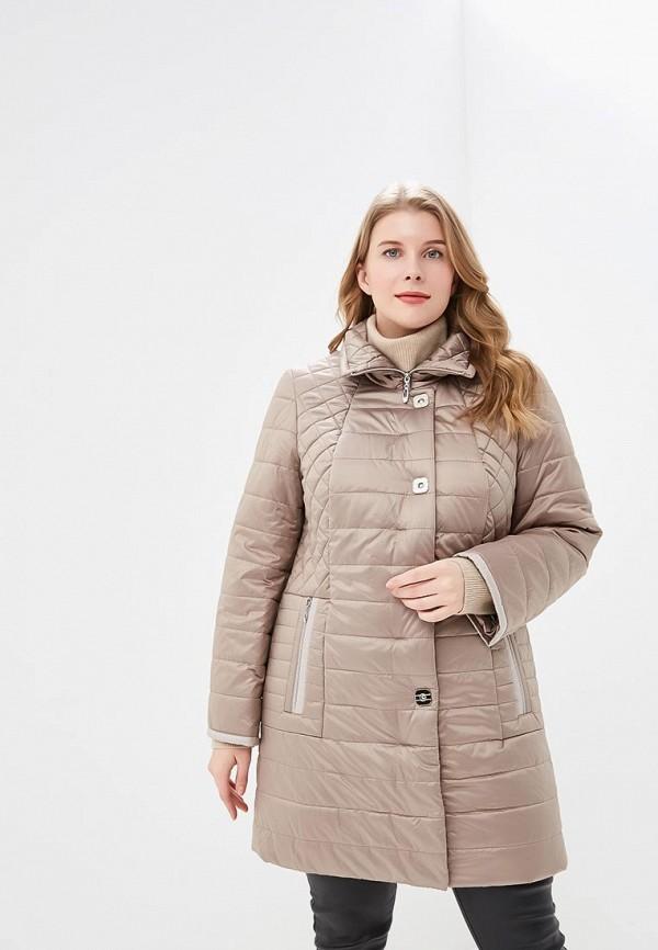 Купить Куртка утепленная Montserrat, mp002xw1ht56, бежевый, Осень-зима 2016/2017
