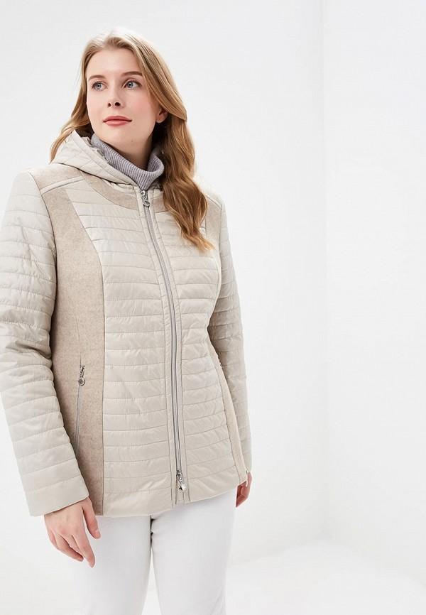 Купить Куртка утепленная Montserrat, mp002xw1ht5k, бежевый, Весна-лето 2017