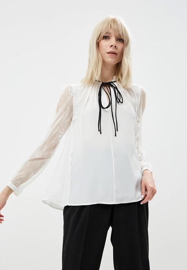 женская блузка madeleine, белая