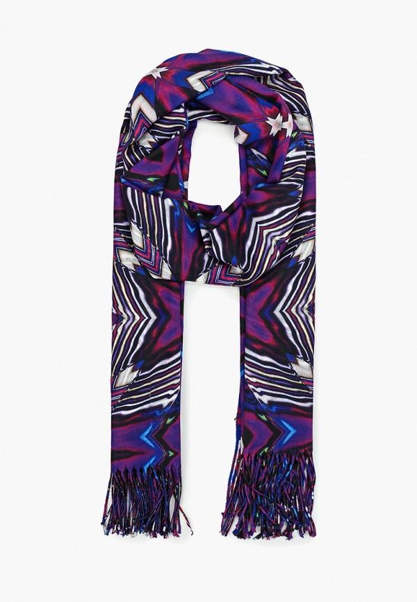 Палантин Ligvianni Ligvianni MP002XW1HTDL купить палантин фиолетовый