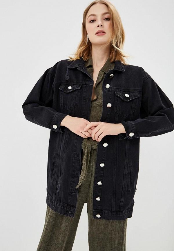 Куртка джинсовая Ligvianni Ligvianni MP002XW1HTE8 coco2014 мисс осень новой европейской роскоши 168 зоб сердце черный тонкий джинсовая куртка женщин