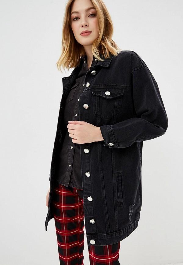 Куртка джинсовая Ligvianni Ligvianni MP002XW1HTEC coco2014 мисс осень новой европейской роскоши 168 зоб сердце черный тонкий джинсовая куртка женщин