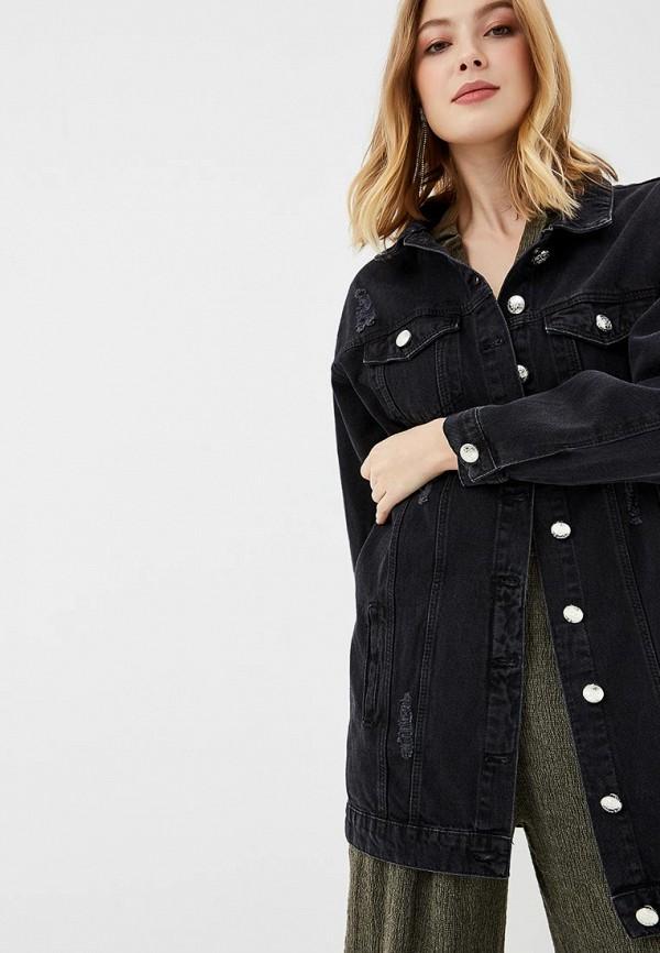Куртка джинсовая Ligvianni Ligvianni MP002XW1HTEO coco2014 мисс осень новой европейской роскоши 168 зоб сердце черный тонкий джинсовая куртка женщин