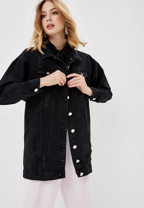 Куртка джинсовая Ligvianni Ligvianni MP002XW1HTES coco2014 мисс осень новой европейской роскоши 168 зоб сердце черный тонкий джинсовая куртка женщин