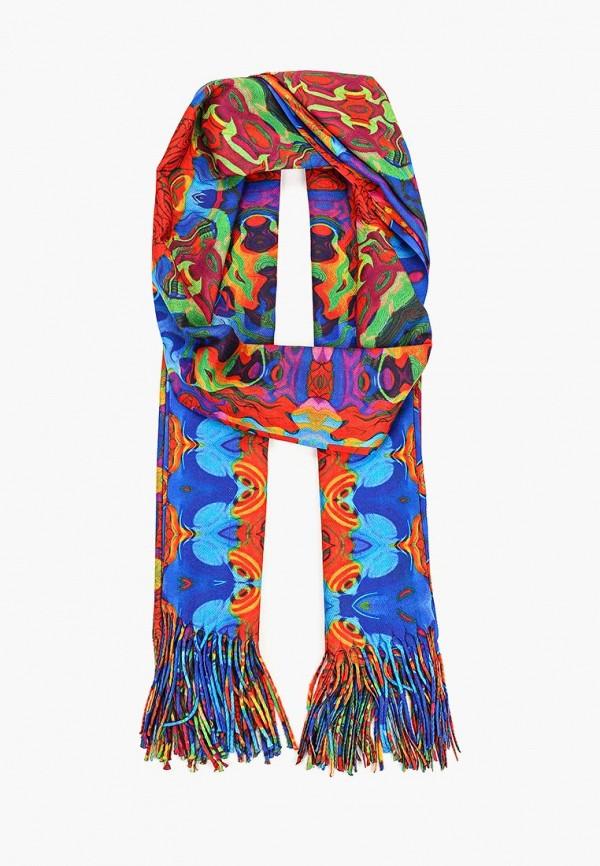 Фото - Женский палантин Ligvianni разноцветного цвета