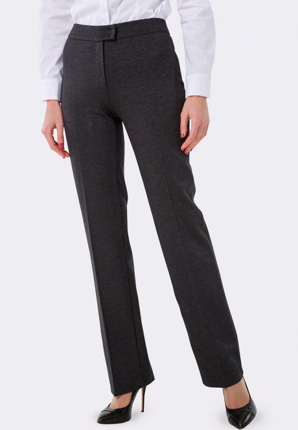 женские классические брюки cat orange, серые
