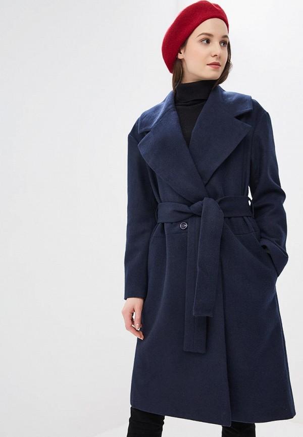женское пальто alina assi, синее