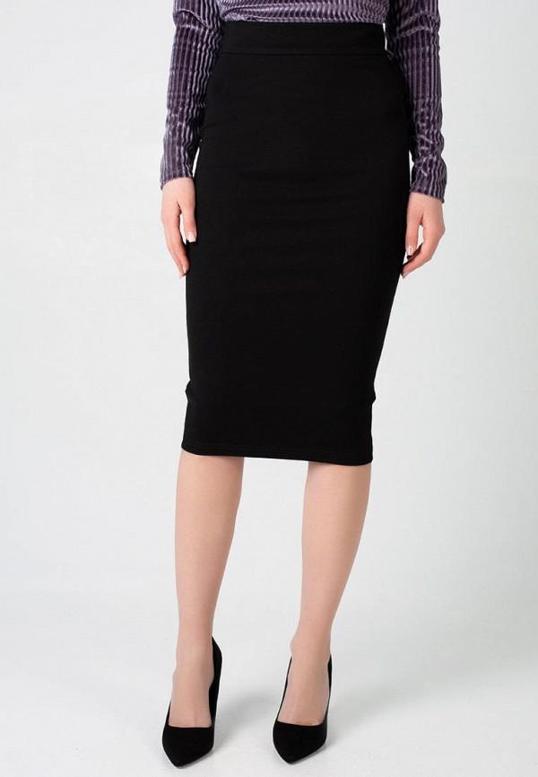 женская зауженные юбка irma dressy, черная