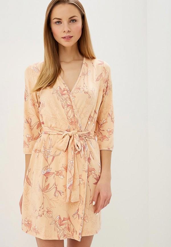 Халат домашний Lika Dress Lika Dress MP002XW1HU0N ruched overlap cami dress