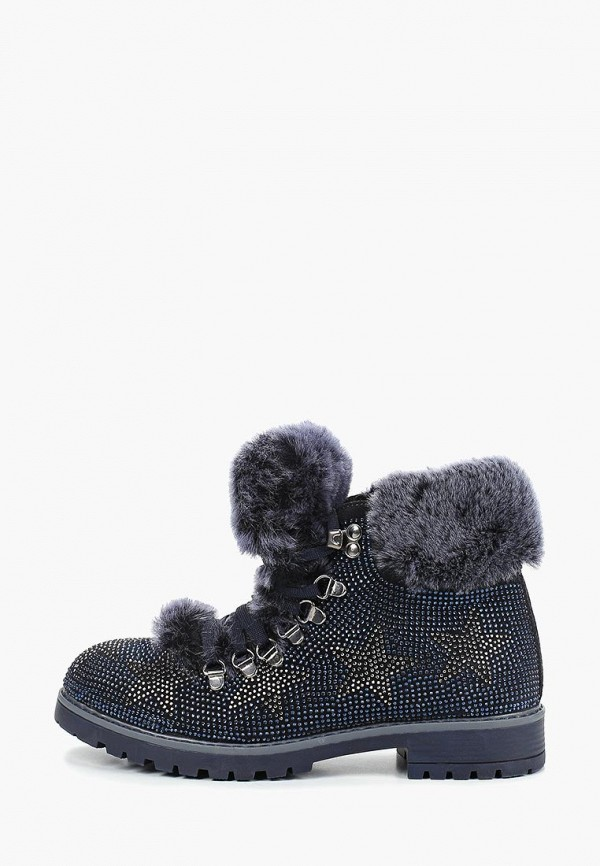 Высокие ботинки Pierre Cardin