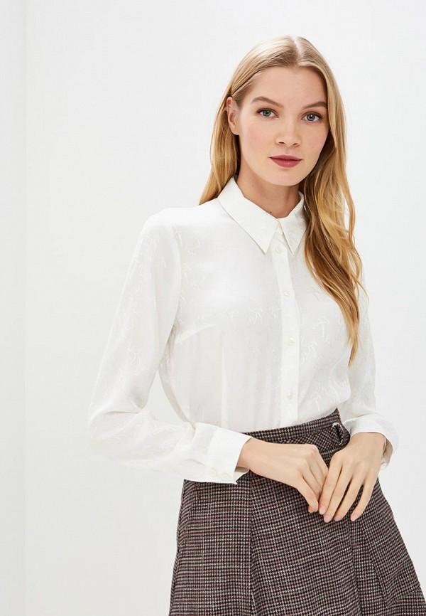 женская блузка gregory, белая