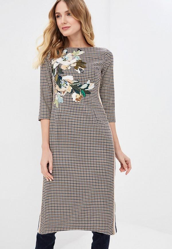 Платье Yukostyle Yukostyle MP002XW1HUB4 платье yukostyle yukostyle mp002xw15iw6