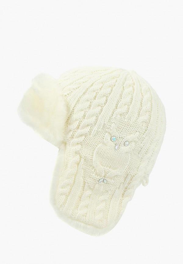 женская шапка сиринга, белая