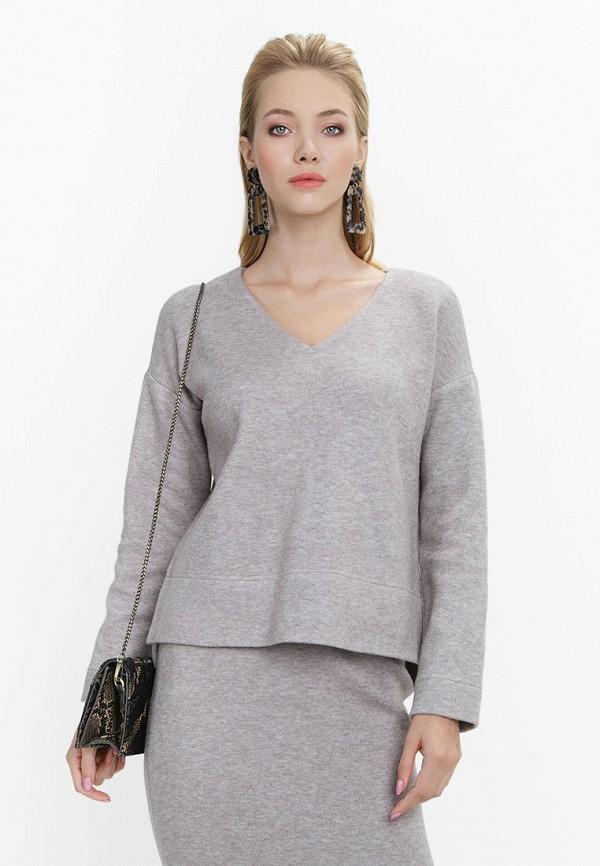 женский пуловер audrey right, бежевый