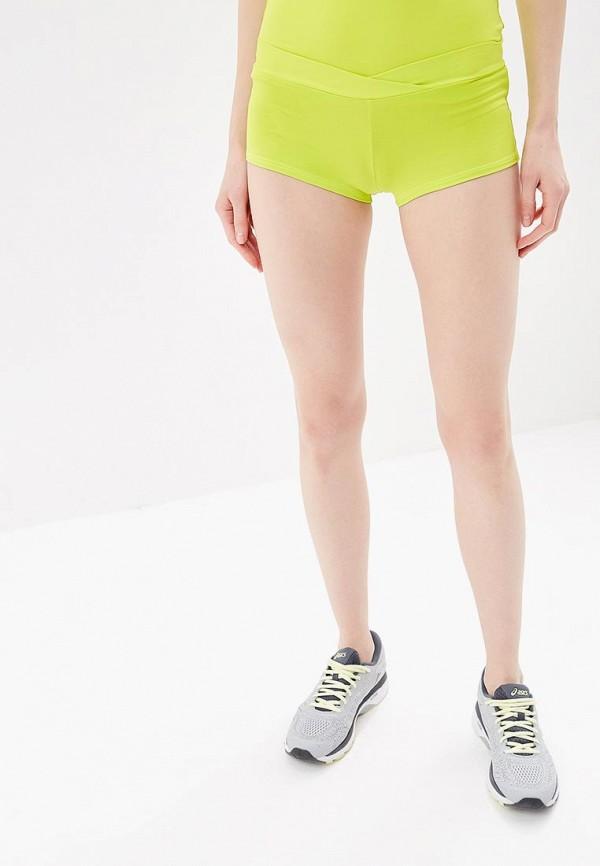 женские спортивные спортивные шорты profit, зеленые