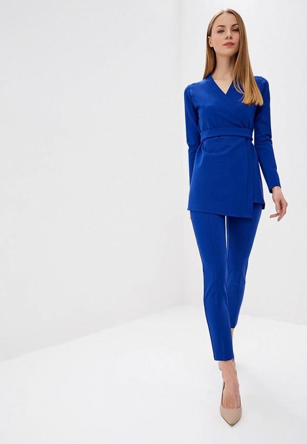 женский костюм toryz, синий
