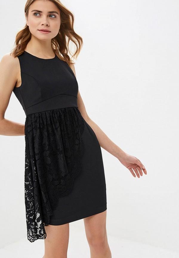 женское платье top secret, черное