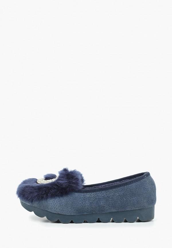 женские туфли chezoliny, синие