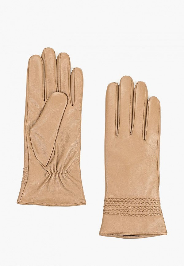женские перчатки eleganzza, бежевые