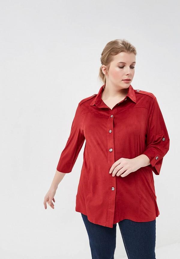 женская блузка berkline, бордовая