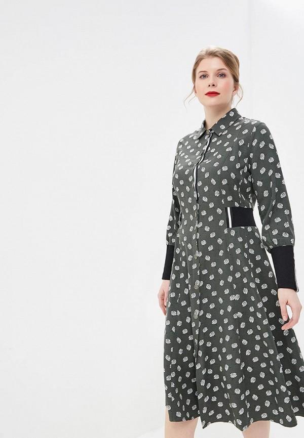 женское платье berkline, зеленое