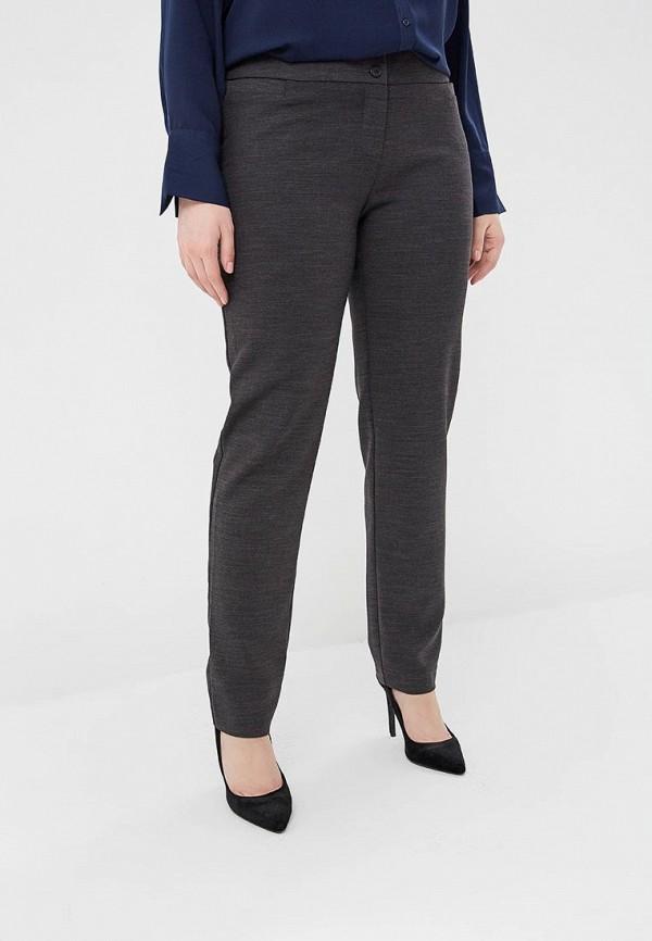 женские классические брюки berkline, серые