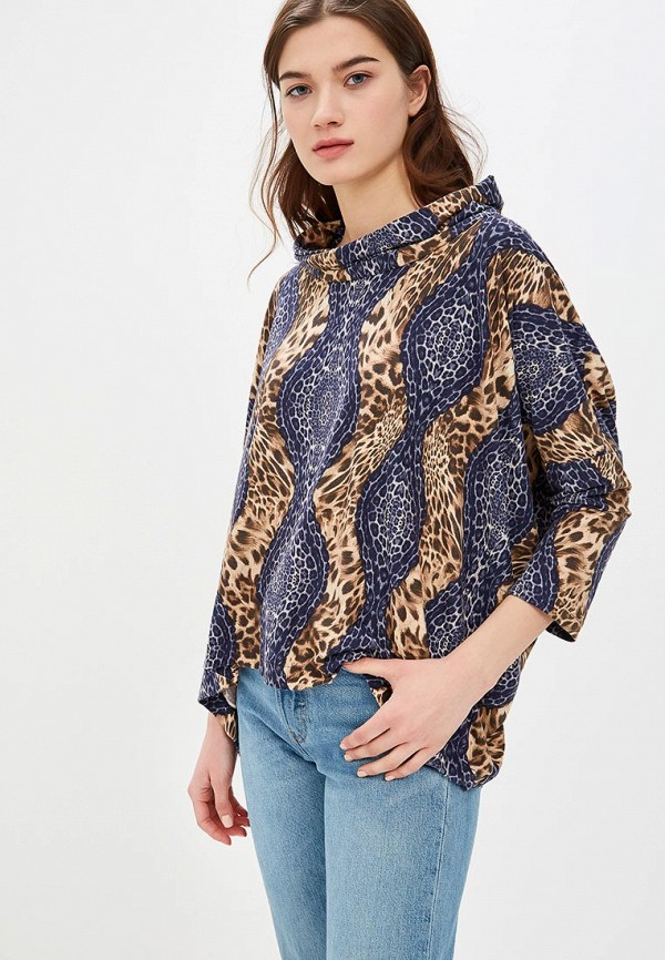 женская блузка мадам т, разноцветная