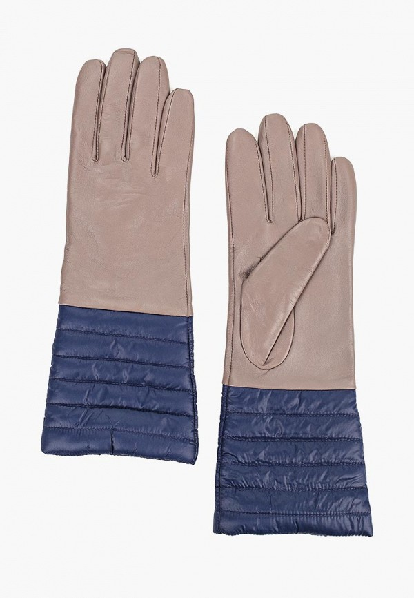 женские перчатки labbra, бежевые