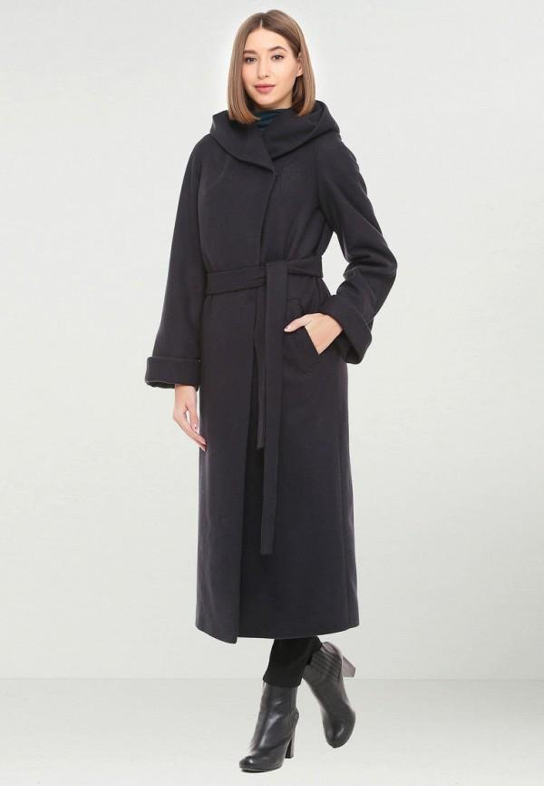 женское пальто florens, черное