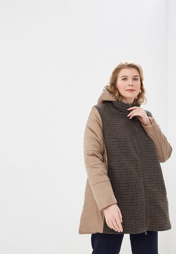 Куртка утепленная Modress Modress MP002XW1HVIV куртка modress куртки с воротником