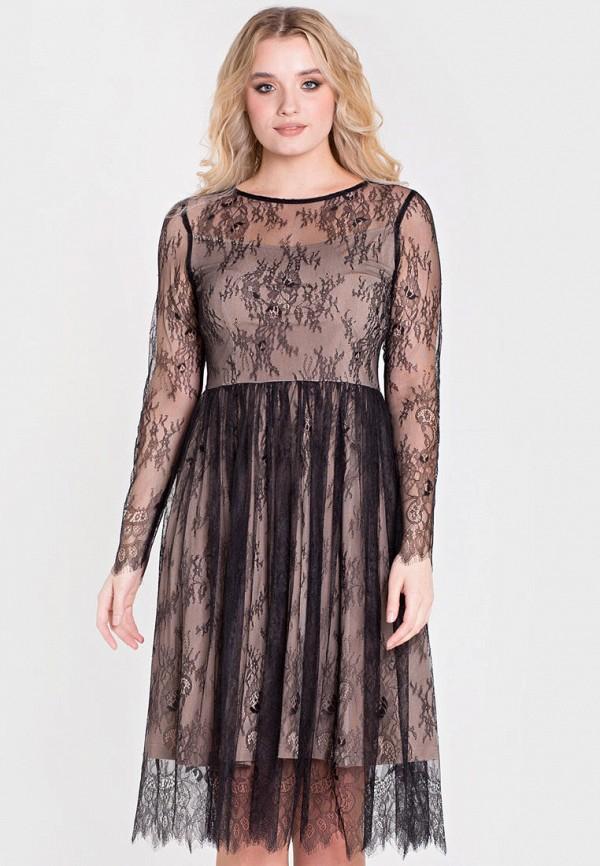 женское платье filigrana, бежевое