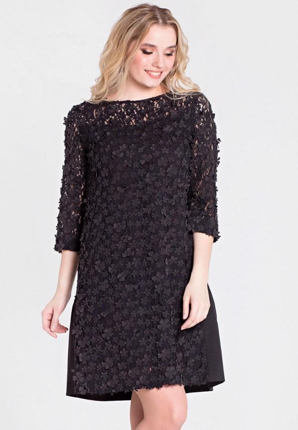 женское вечерние платье filigrana, черное